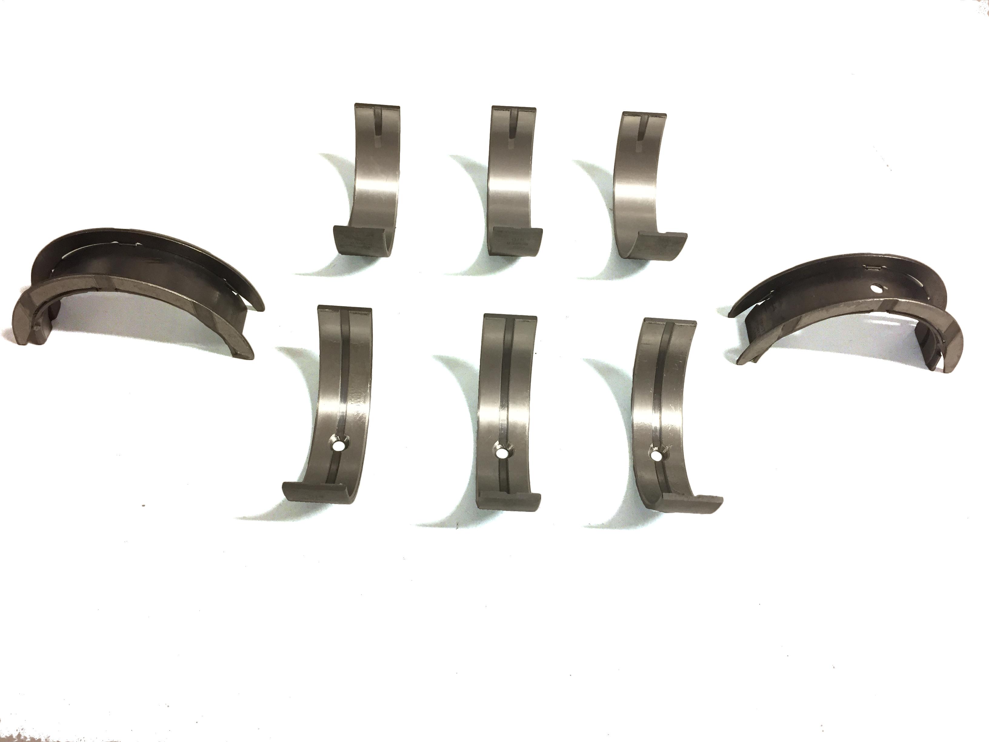 Main bearing shell main bearing +0.5 mm Jaguar Citroen Peugeot 2.7 in DT17BTED4 NEW