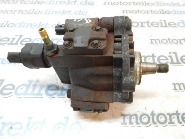 Hochdruckpumpe Citroen Peugeot Xantia 307 Partner 2,0 HDi RHY DW10TD 9658195080