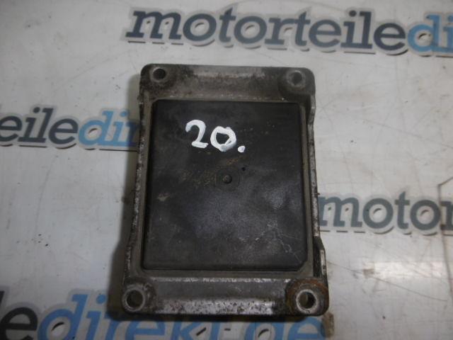 Steuergerät Opel Agila Astra G Corsa C 1,2 16V Z12XE 55 KW 75 PS 24443796