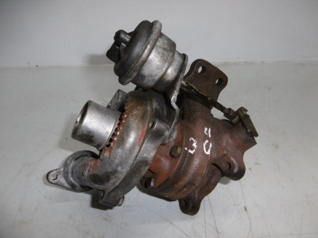 Turbolader Ford Mazda Fiesta DY 1,4 TDCI 50 KW F6JA 54350700009 DE71551