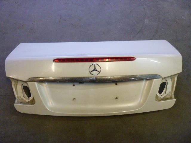 Kofferraum Heckklappe Mercedes Benz C207 E 350 3,5 CGI 272.984 DE274166