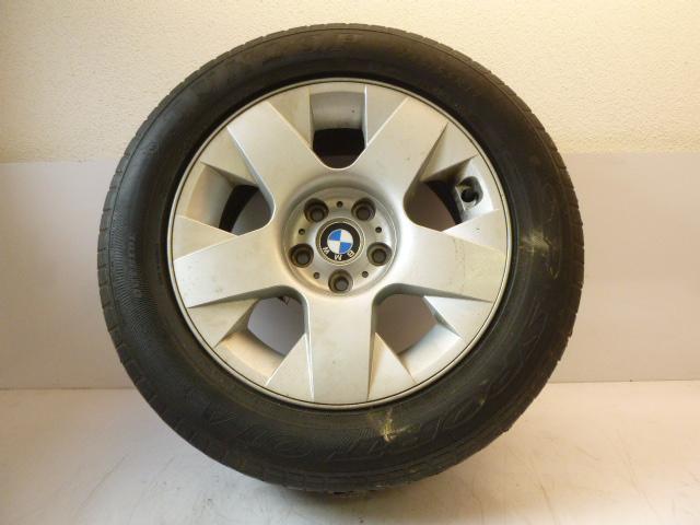 Komplettrad BMW 7 er N62B44A 245 55R17 102W 2005 2mm 8Jx17 DE185210