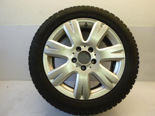 Komplettrad Mercedes C220 2,2 651.911 205/55 R16 91H 2012 3mm DE183985