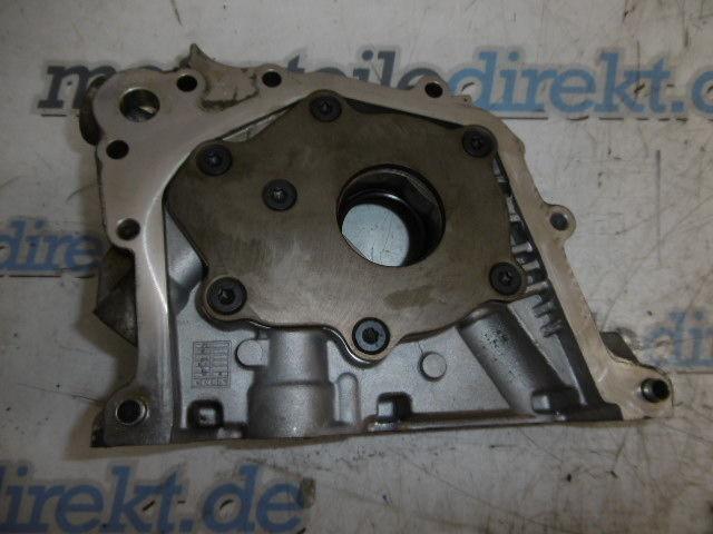 Ölpumpe Ford Fiesta VI 1,25 SNJB 98-MM-6601-B1A
