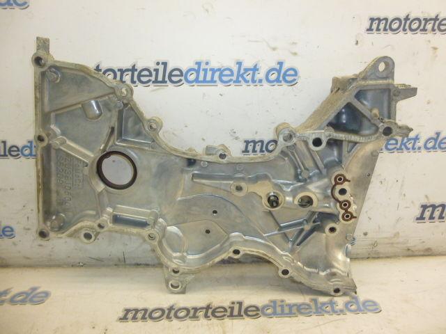 Stirndeckel Mazda 2 II DE 1,3 Benzin ZJ-VE ZJ3810500