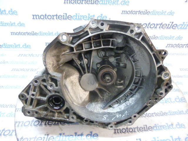 Getriebe Schaltgetriebe Opel Corsa C 1,0 Benzin Z10XEP 55355489