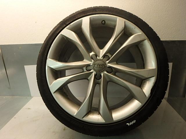 Komplettrad Alu Defekt Audi A8 4E S8 5,2 BSM 265/35R20 99Y 1mm 9Jx20H2 ET45