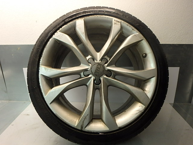 Komplettrad Alu Audi A8 4E S8 5,2 Benzin BSM 265/35R20 99Y 2mm 9Jx20H2 ET45