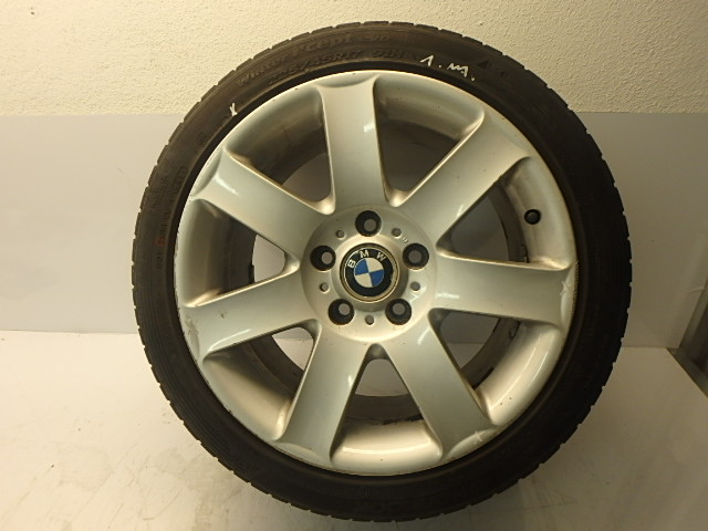 Komplettrad BMW 3 Coupe 2,5 M54B25 256S5 225/45 R17 91H 2011 2mm 8JX17 H2