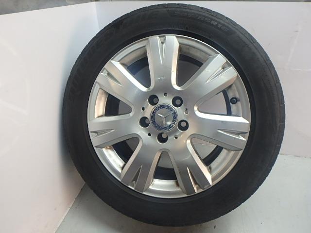 Komplettrad Mercedes Benz C220 CDI 651.911 Diesel A2044012602 DE183362