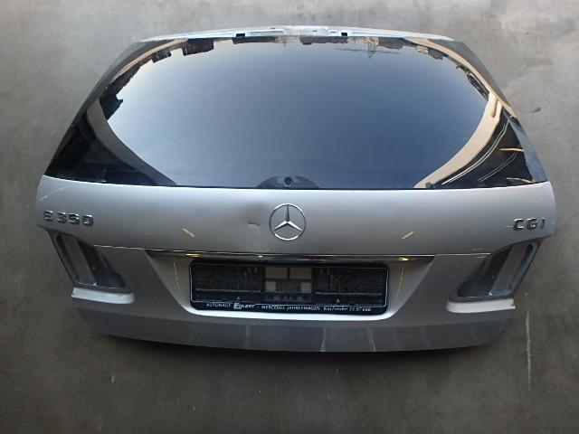 Kofferraum Heckklappe Mercedes Benz S211 350 CGI 3,5 Benzin 272.985 DE240414