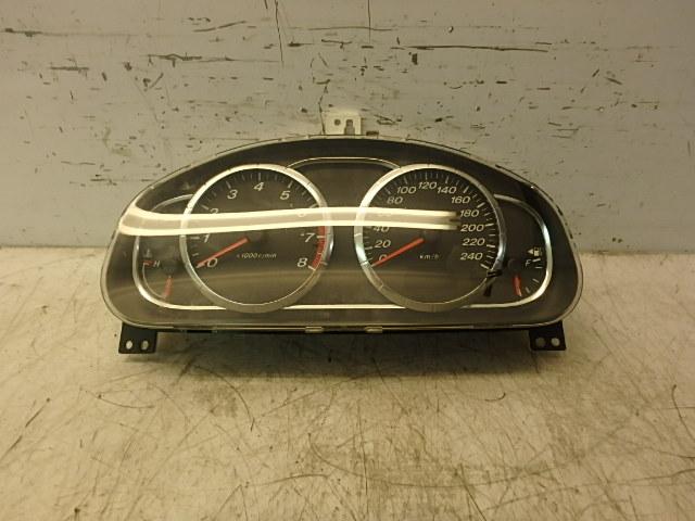 Tacho Kombiinstrument Mazda 6 GG 2,3 Benzin L3C1 GR1L55430 DE243599