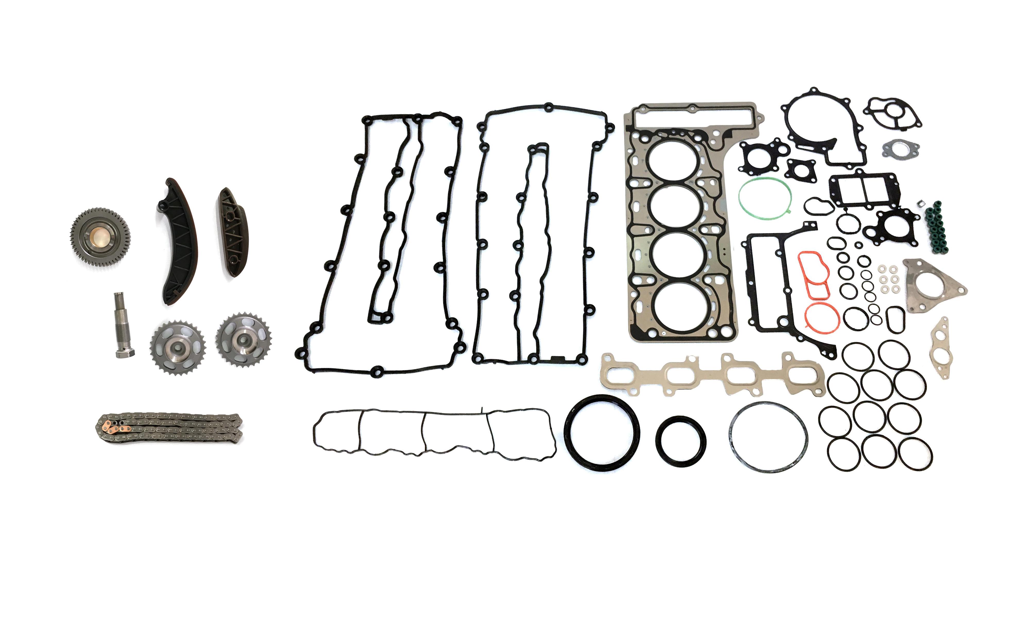 Steuerkettensatz Zylinderkopfdichtung Mercedes W205 C250 2,2 CDI 651.911 NEU