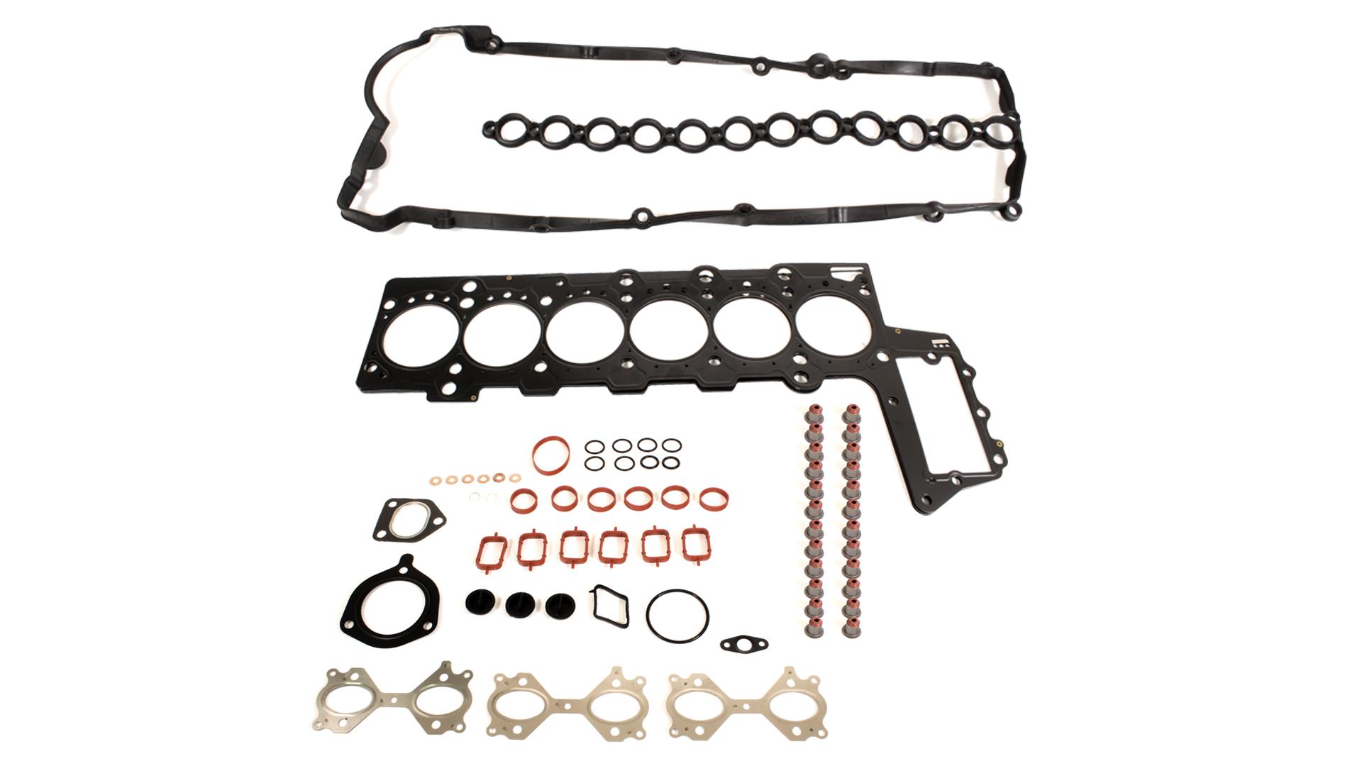 Conjunto da junta do cabeçote do cilindro junta BMW série 3 E46 330 d 3.0 M57D30 306D2 M57 NOVO