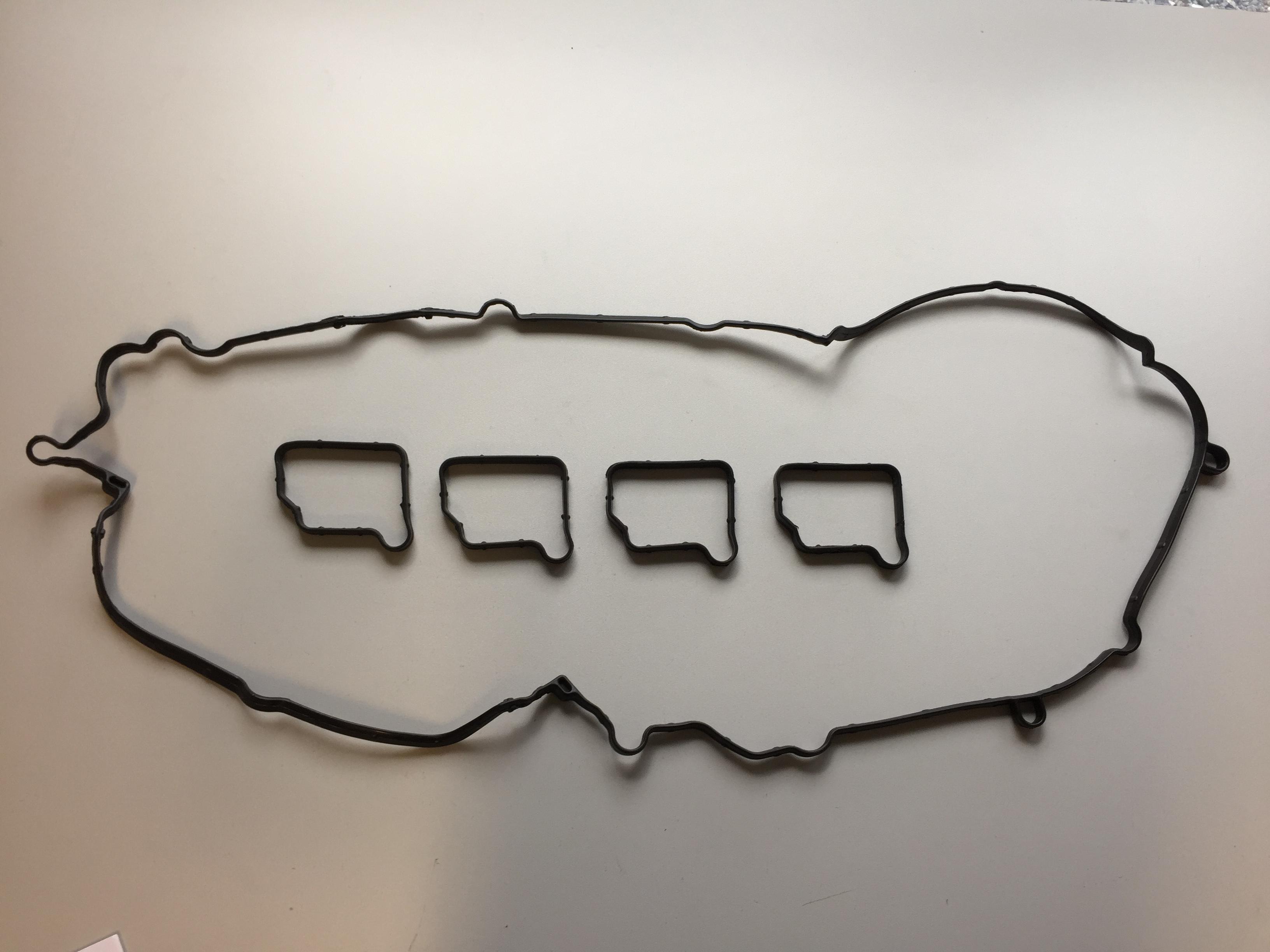 Ventildeckeldichtung Dichtungssatz Mercedes-Benz 1,8 271.861 NEU DE243652