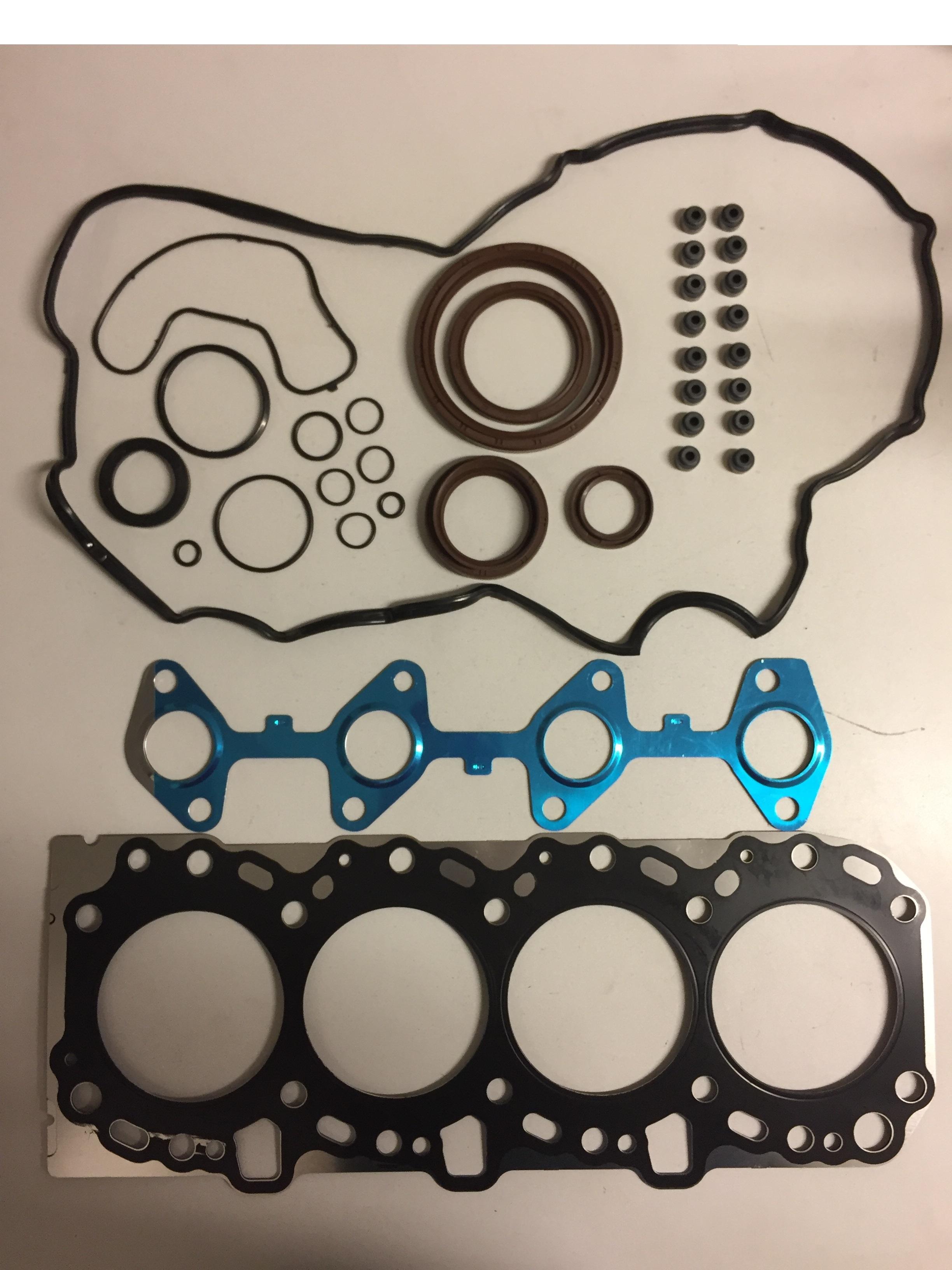 Dichtungssatz Zylinderkopfdichtung Toyota Dyna 3,0 D-4D 1KD-FTV 04111-30021 NEU