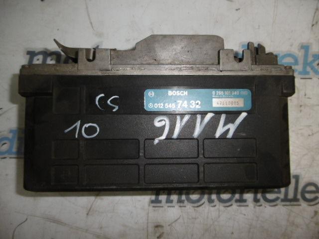 ABS Steuergerät Mercedes C-Klasse W202 C 180 T 1,8 111.920 90 KW 0265101040