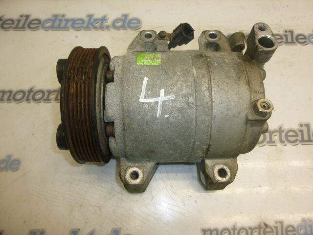 Klimakompressor Nissan X-Trail T30 2,5 Benzin QR25 QR25DE 92600CN000 DE21770