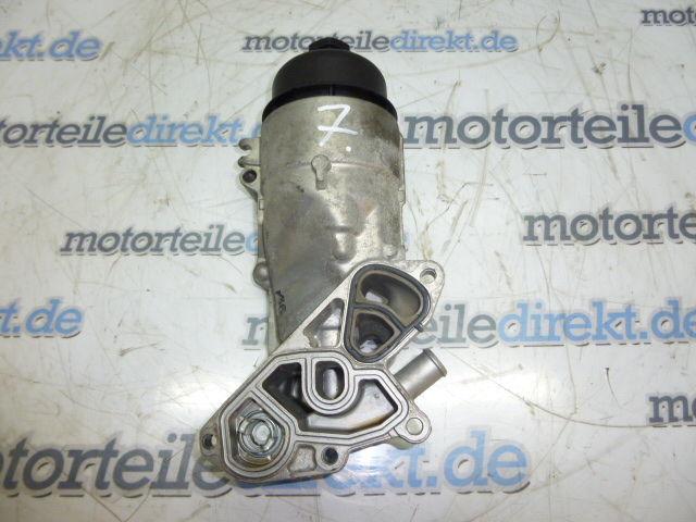 Ölfiltergehäuse Ford Focus C-Max 1,6 TDCI T3DB 95 PS 96879112809