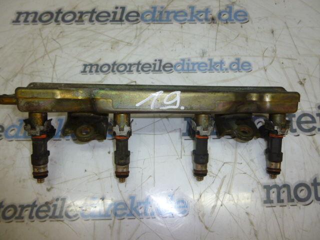 Einspritzleiste Nissan Micra III K12 1,2 16V CR12DE 0280158013