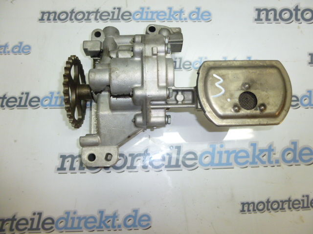 Pompe à huile Peugeot Citroen C5 DC DE 307 406 607 2,0 HDi RHS DW10ATED 9431291021