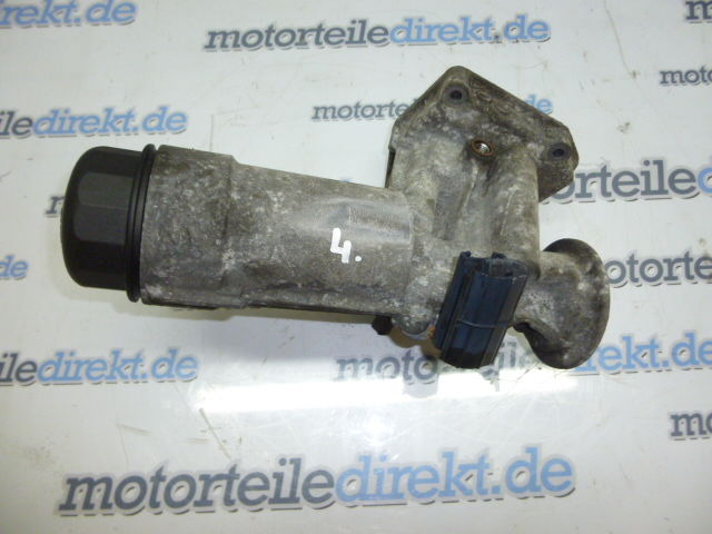 Ölfiltergehäuse VW Skoda Seat Audi A3 Octavia Golf 1,9 TDI Diesel ATD 038115466