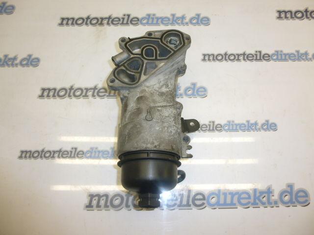 Ölfiltergehäuse Ford Focus III C-Max 1,6 TDCI Diesel T3DA T3DB 70 KW 95 PS