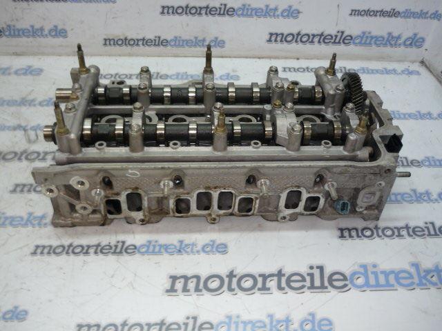 Zylinderkopf Kopf Nockenwelle Ventile Honda Civic CR-V 2,2 CTDi N22A2 140 PS