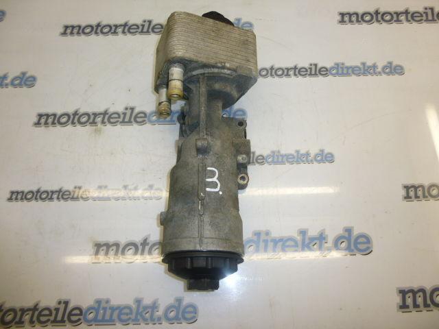 Ölfiltergehäuse Audi A4 8E A6 4F 2,0 TDI Diesel 16V BRE 103 KW 045115389E