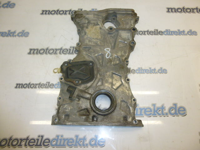 Stirndeckel Deckel  Honda CR-V II 2,0 Benzin K20A4 4 Zylinder 150 PS