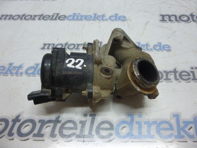 AGR Ventil Citroen Peugeot Nemo Bipper 1,4 HDi Diesel 8HS DV4TED 3319625988