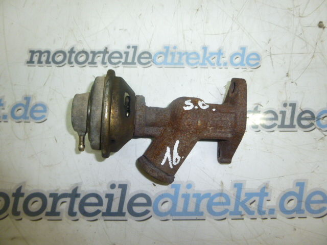 AGR Ventil Suzuki Fiat Peugeot Expert Ulysse 2,0 JTD Diesel HDI RHZ 9633602180