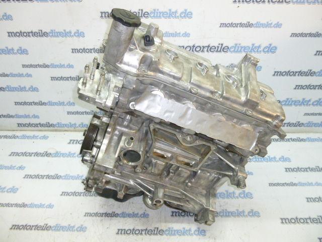 Motor 2009 Mazda 2 II DE 1,3 Benzin 55 KW 75 PS ZJ-VEM
