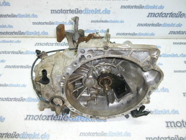 Getriebe Schaltgetriebe Mazda 2 II DE 1,3 Benzin 55 KW 75 PS ZJ-VEM DE18983