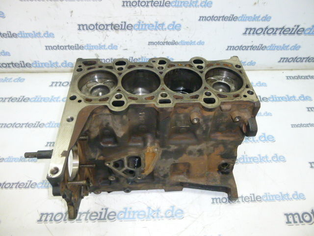 Motorblock Kurbelwelle Kolben Rover 75 RJ Tourer MG ZT-T 2,0 CDTI M47R 204D2