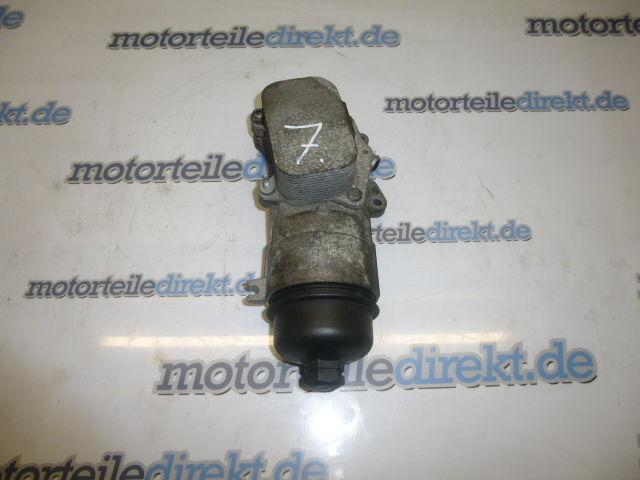 Ölfiltergehäuse Gehäuse Citroen Berlingo 1,6 HDI 75 PS 55 KW 9HW DV6ETED