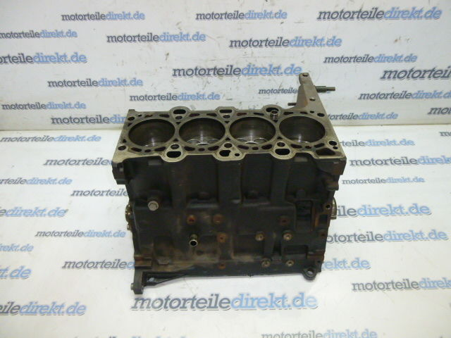 Motorblock Rover MG ZT ZT-T 75 RJ 2,0 CDTi Diesel 131 PS 96 KW 204D2