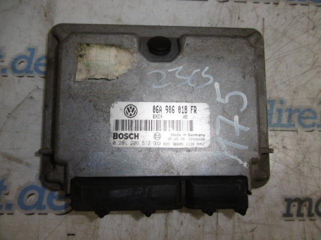 Motorsteuergerät  Steuergerät VW Audi Seat Leon 1,8 AGN 06A906018FR