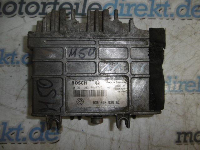 Steuergerät Motorsteuergerät VW Polo 6N 1,0 Benzin AEV 45 PS 0261203744 /745