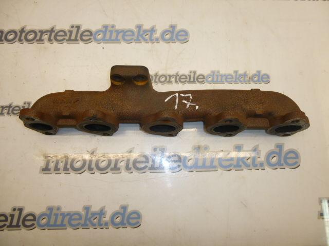 Abgaskrümmer Ford Grand C-Max C-Max III Focus III 1,6 TDCi Diesel T1DB