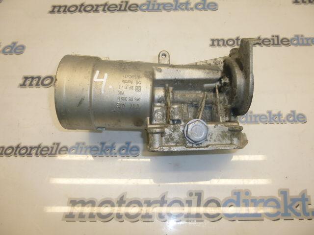 Ölfiltergehäuse Audi A3 VW Golf Passat 2,0 TDI Diesel CBA CBAB 045115389H