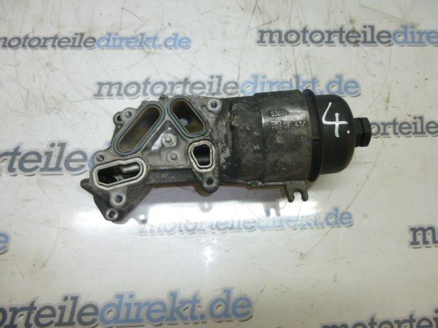 Ölfiltergehäuse Ford C-Max Focus II DA 1,6 TDCi 4 Zylinder G8DA 80 KW 9651813980