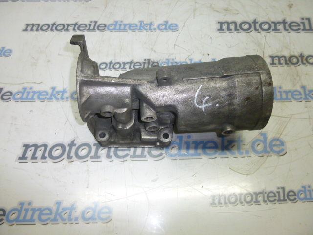 Ölfiltergehäuse Audi A4 8EC Avant quattro 2,0 TDI Diesel BRD 170 PS 045115389J