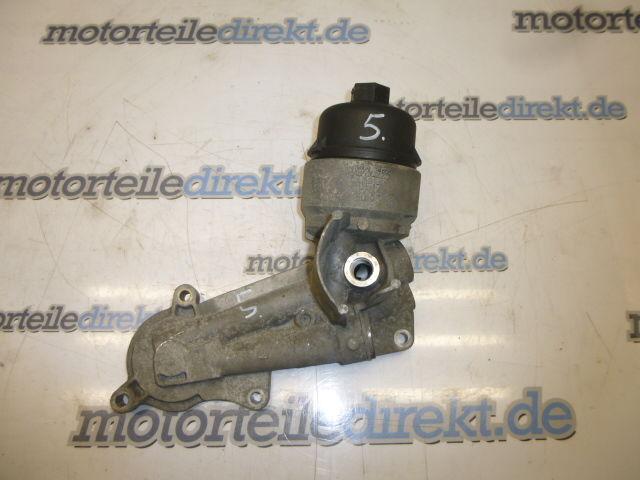 Ölfiltergehäuse Citroen C2 1,6 16VTS NFS 90 KW 122 PS 9646000480