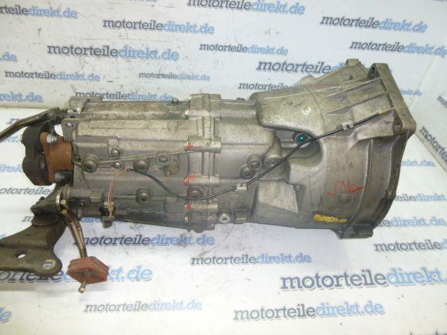 Getriebe 6 Gang Schaltgetriebe BMW E46 320d 1096401052 M47 204D4 150 PS DE33299