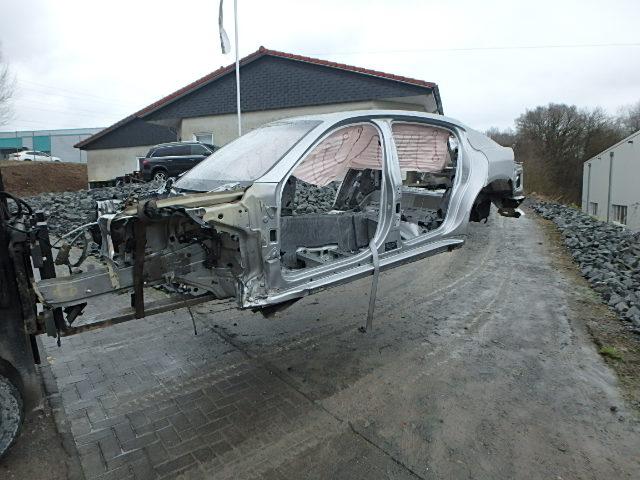 2010 Karosse Karosserie Unfallwagen Porsche Panamera Turbo 970 4,8 M48.70